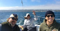 Private Basic Sailing Class with Capt Frank Dixon
