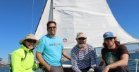 Heaving To - Capt Frank's Basic Keelboat Class